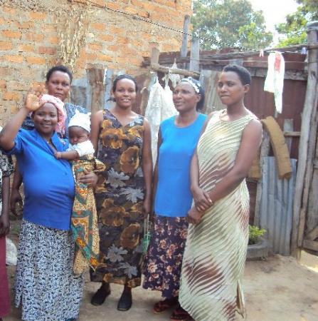 Rutwe Women's Group-Kihihi