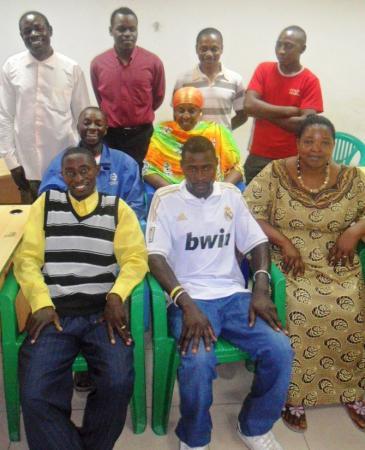 Amani-Hondogo Group