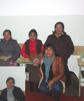 Micaela Bastidas Group