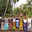 Isata's Female Farmers Group