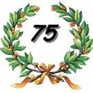 Happy 75th Birthday!