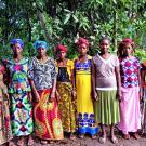 Barome K's Ebola Survivors Group