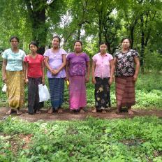 Mauk Ka Lan (2-A) Village Group