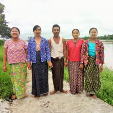Kyee Hnit Pin-1 Village Group