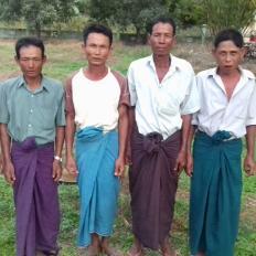 Ta Nyin Kone (2) A Village Group