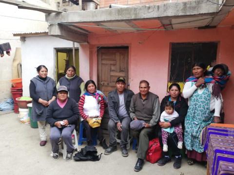 photo of Pucarani Group