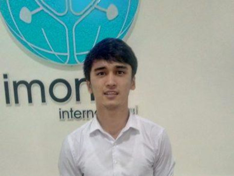 photo of Sharifjon