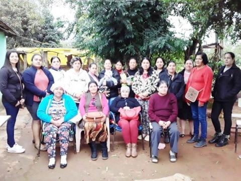 photo of Mujeres Vencedoras Group