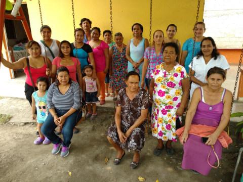 photo of Las Carmelitas Group