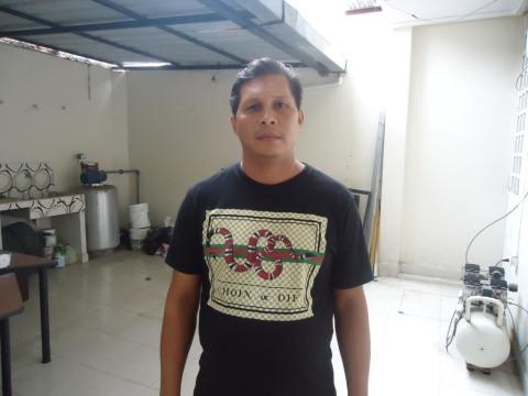 photo of Jose Mizael
