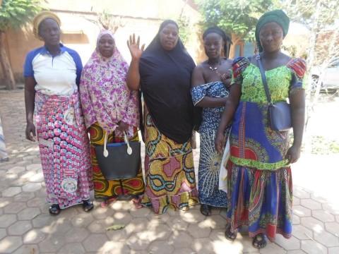 photo of Teegawende De Yamtenga Group