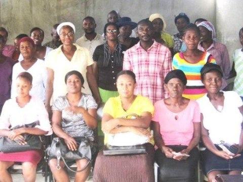 photo of Jesus Vivant De Petitanse Group