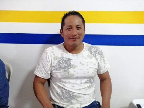 photo of Ignacio Alberto
