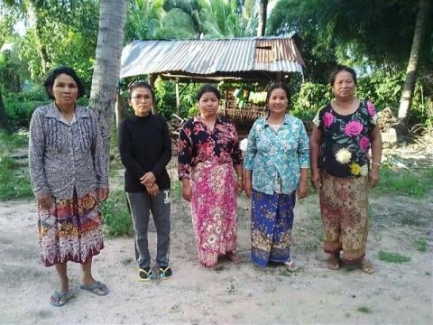 photo of Sambathrith's Group