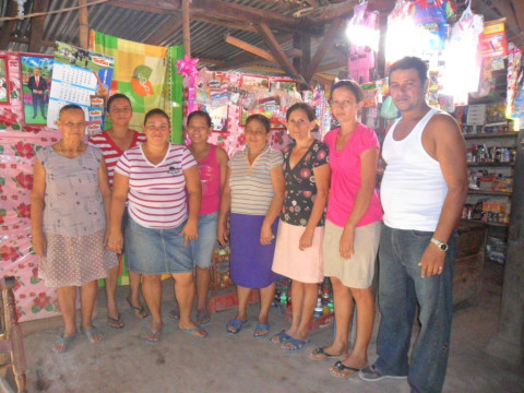photo of Banco Comunal Cristo Rey Group