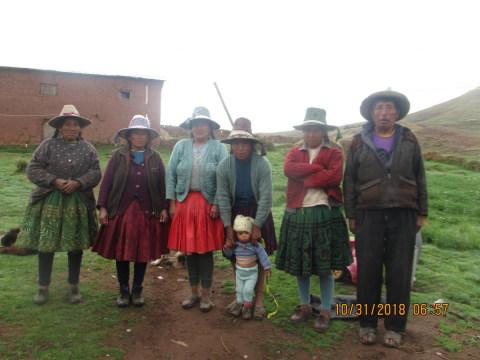 photo of Centro Moyopampa Group