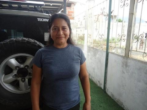 photo of Mireya Fabiola