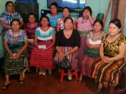 photo of Mujeres Paulenas Group