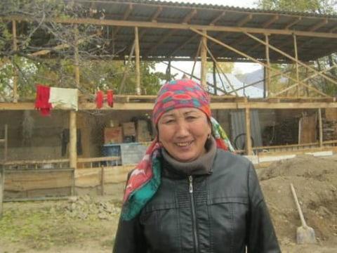 photo of Nurzhamal