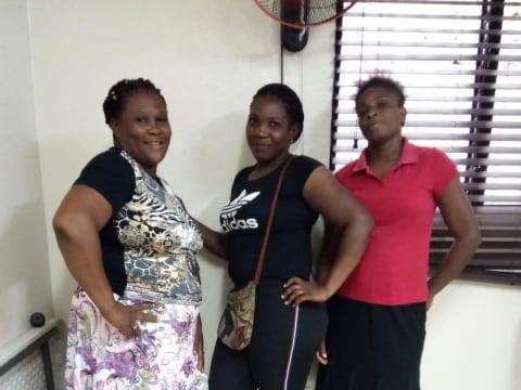 photo of Gs Las Reinas Grupo 01 Group