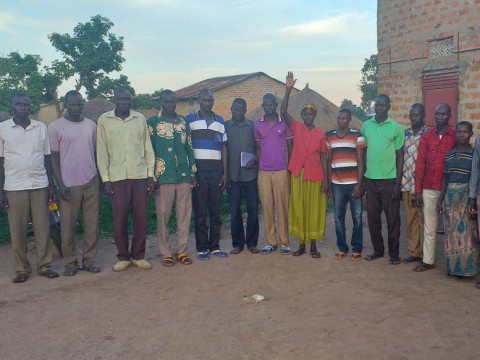 photo of Okelo Kuc Farmers Group Eduka