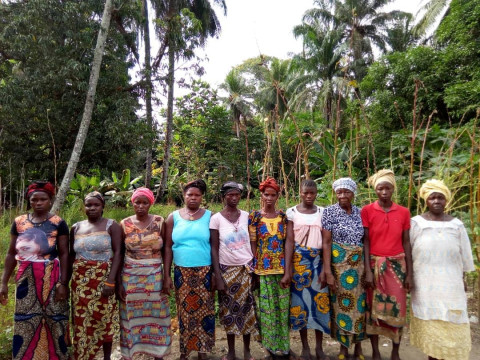 photo of Ramata's Best Female Farmers Group