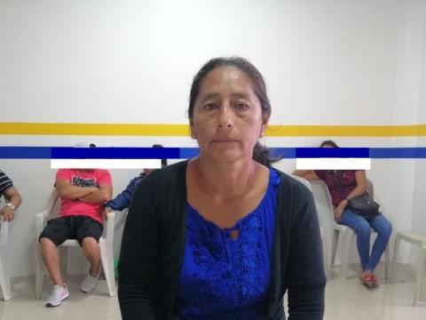 photo of María Jacqueline
