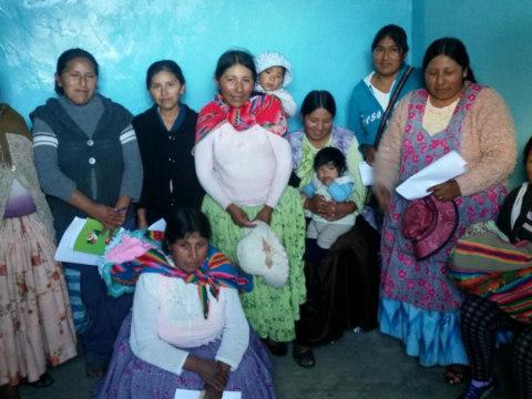 photo of Los Lirios De Quime Group