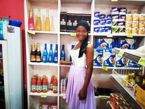 photo of Dorcas Ndema