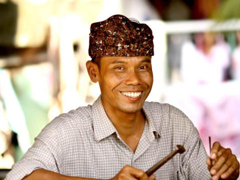photo of Nyoman