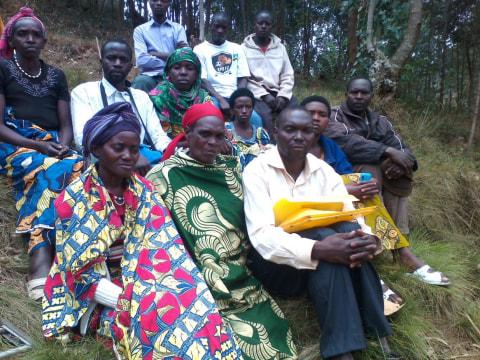 photo of Dushyigikirane Group