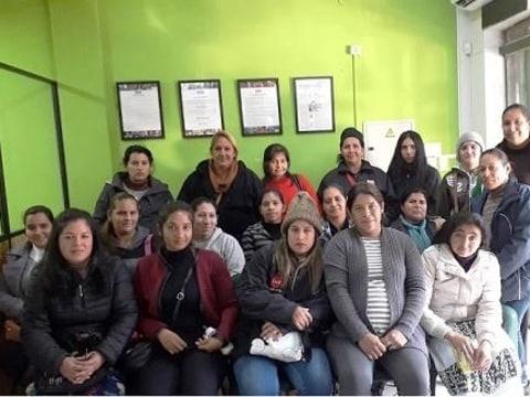 photo of Las Divinas De Mbocajaty Group