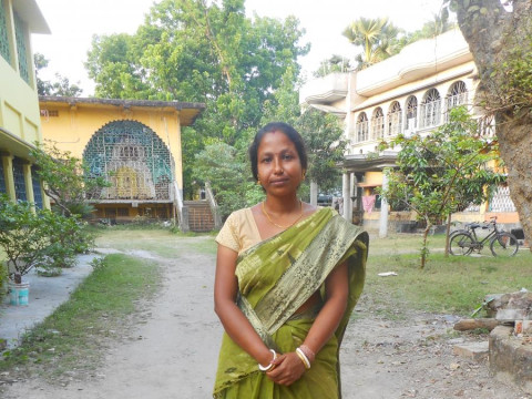 photo of Moumita