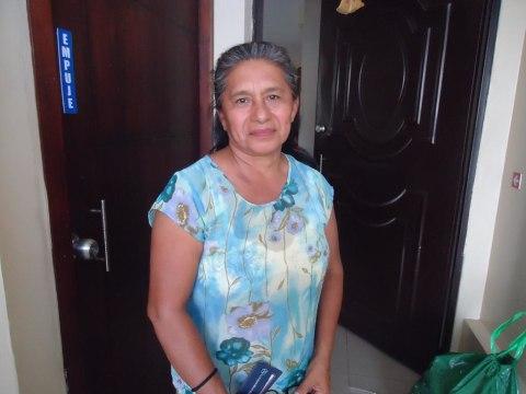 photo of Teolinda Mauricia