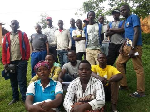 photo of Twungubumwe Cb Group