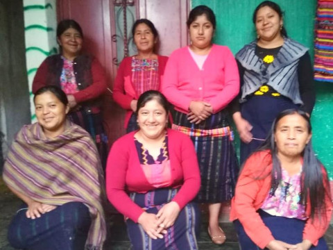 photo of Azucena Nahuala Group