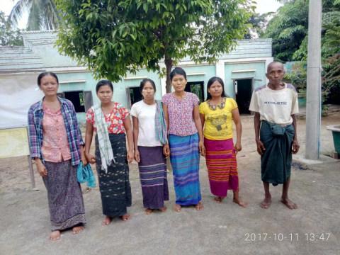 photo of Shwe Paya Taw-1(C) Village Group C