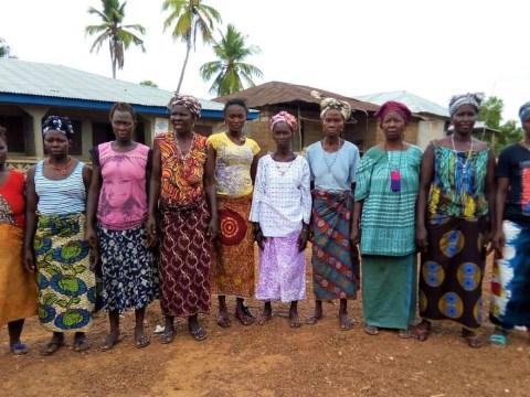 photo of Margaret K's Female Farmers Group
