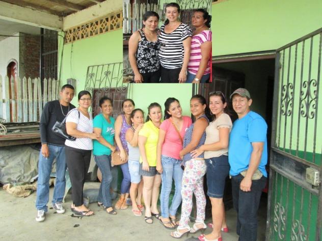 Esperanza Y Futuro  (Calceta) Group