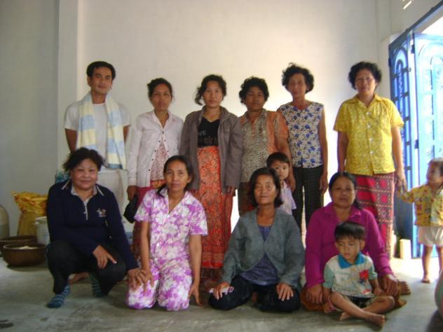 Mrs. Savath Village Bank Group