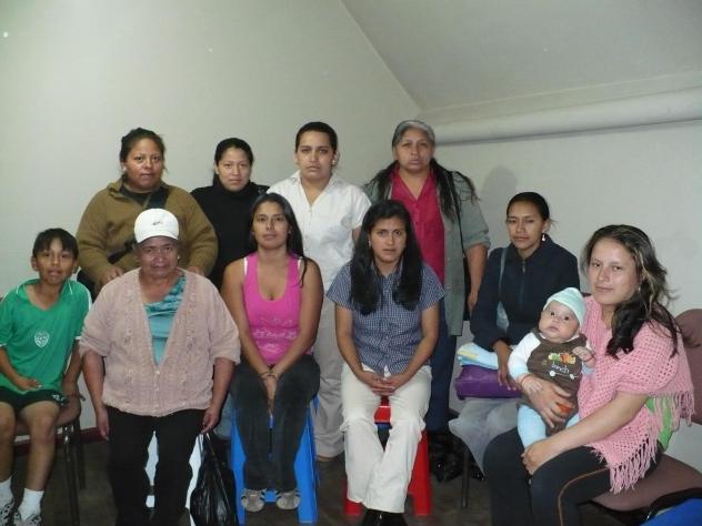 Gualacenitas(Cuenca) Group