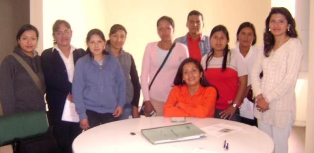 Virgen Niña Group