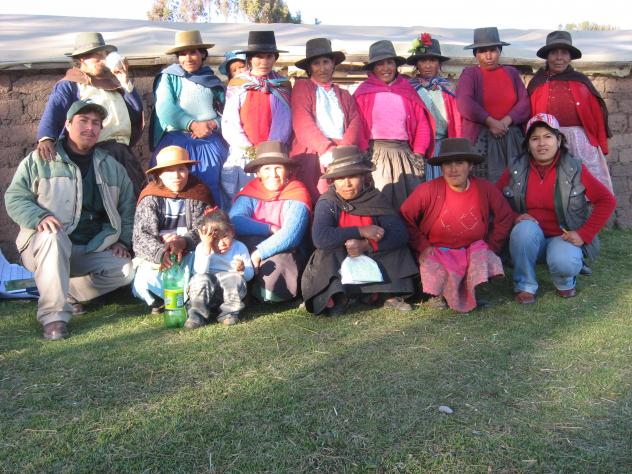 Wiñaipaq Quñukusun Group