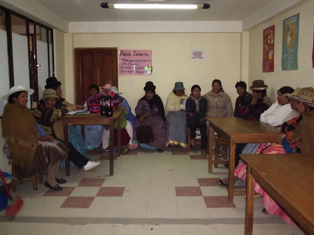 Mujeres Del Alba Group
