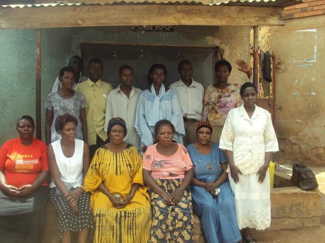 Yesu Ammala Kamwokya Group