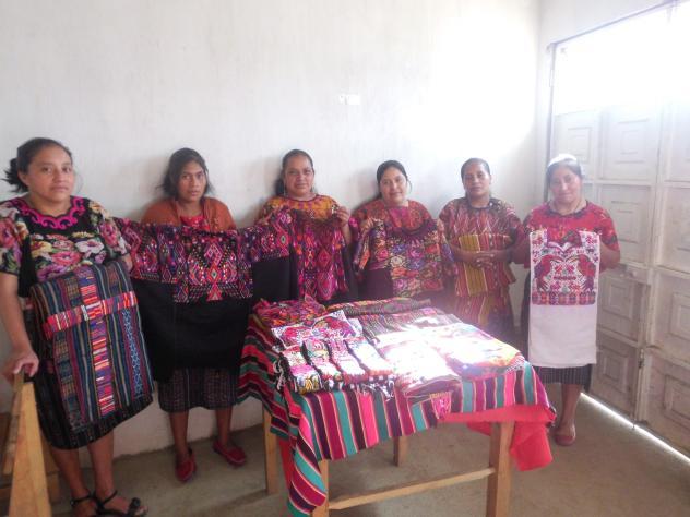 Las Tejedoras De Choabaj Group