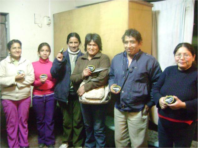 Señor De La Esperanza Group
