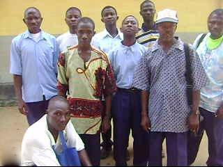Andrew S. Bangura Group