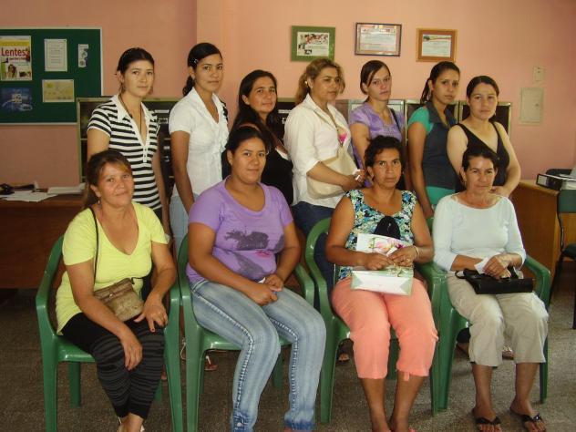 Kuña Aty Porâ Group