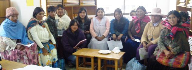Trabajadoras Hormiguitas Group